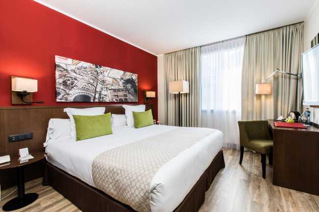 Fotos LEONARDO HOTEL BARCELONA GRAN