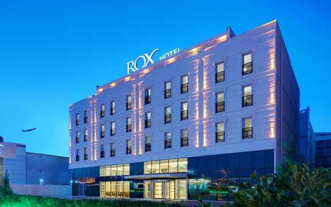 Fotos ROX HOTEL