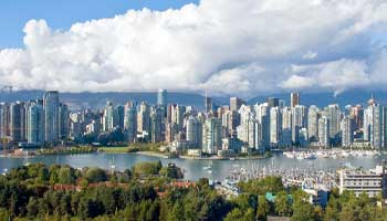Rent a Car in Vancouver