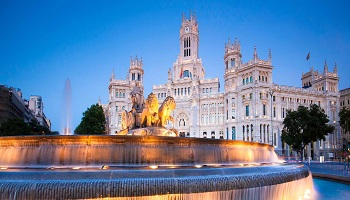 Rent a Car in Madrid