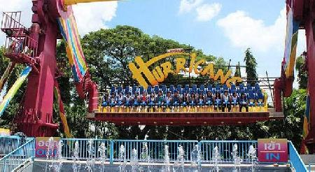 Visitar Parque de Atracciones Dream World