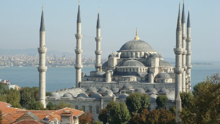Visitar Sultan Ahmet - Blue Mosque