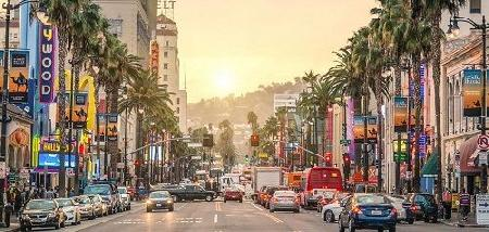 Visitar Hollywood Boulevard