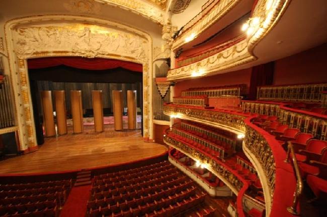 Resultado de imagen de teatro municipal de caracas
