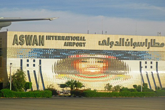 Viajar a Aswan International Airport